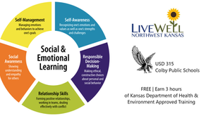 LiveWell provides Social Emotional Learning opportunity for local teachers