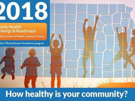 2018 Health Rankings for Thomas County