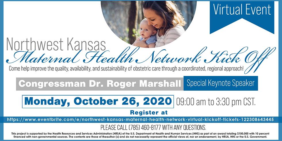 NWKS Regional Maternal Health Network: Virtual Kickoff Event