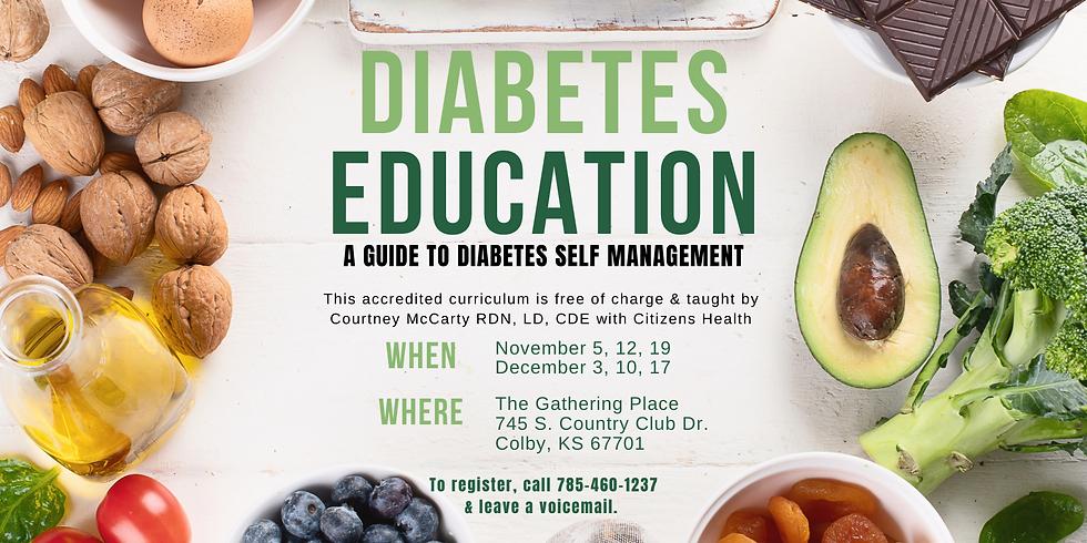 FREE Diabetes Education