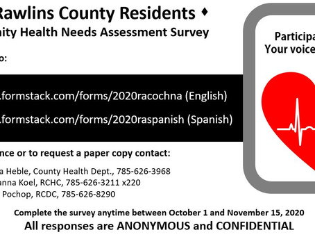 Rawlins County Health Needs Assessment