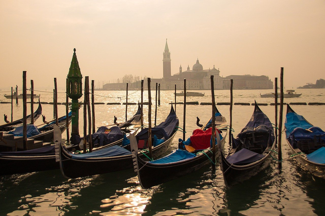 Venice, Italy (St. Mark's Square)