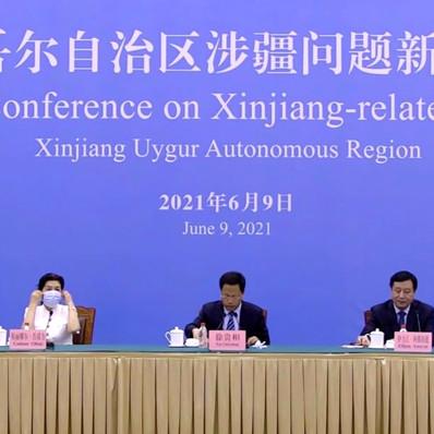 PRC Press Conference on Uyghur Tribunal Labelled as 'Shocking'