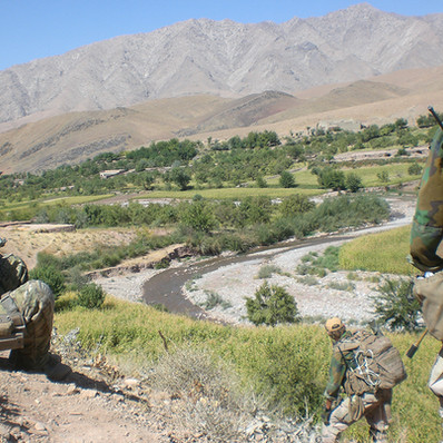 Peace, Imperial Decline and Afghanistan