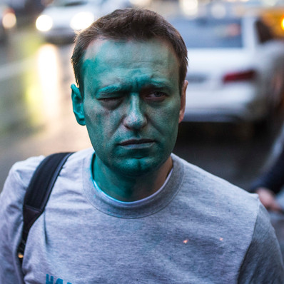 Protests, Palaces and Putin