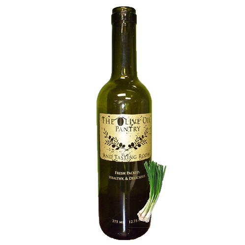 Scallion Infused Olive Oil