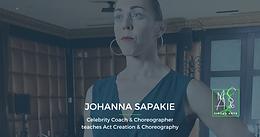 Johanna Sapakie