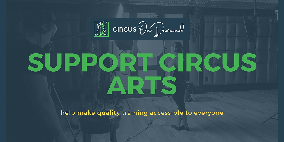 Support Circus Arts