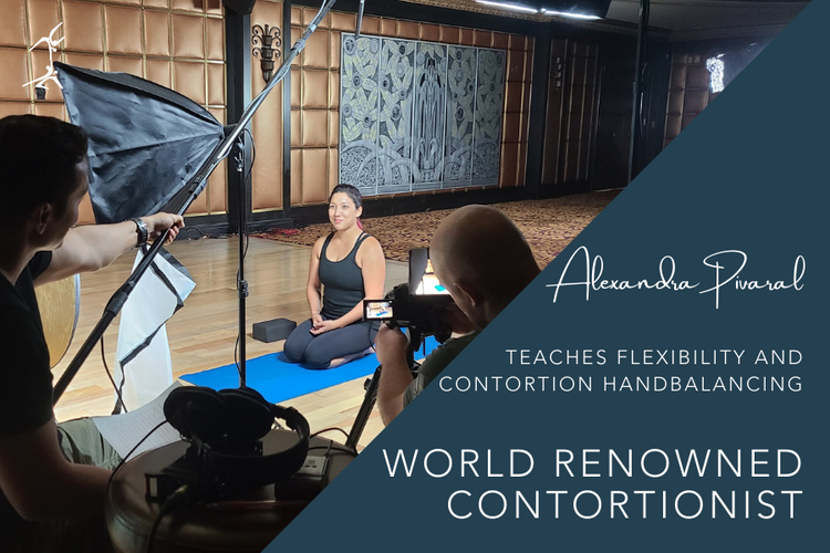 contortion and flexibility class online
