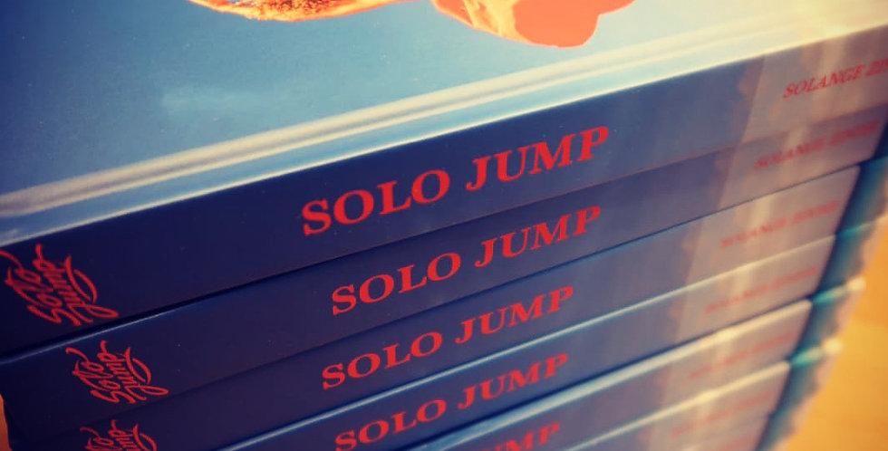 Hardcover SOLO JUMP – English