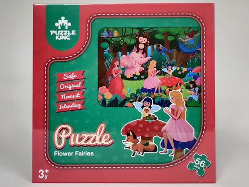 Flower Fairies Puzzle