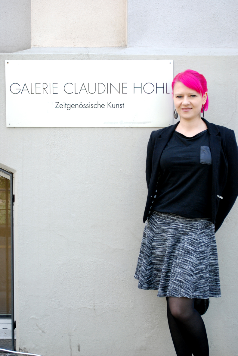 GALERIE CLAUDINE HOHL 2014