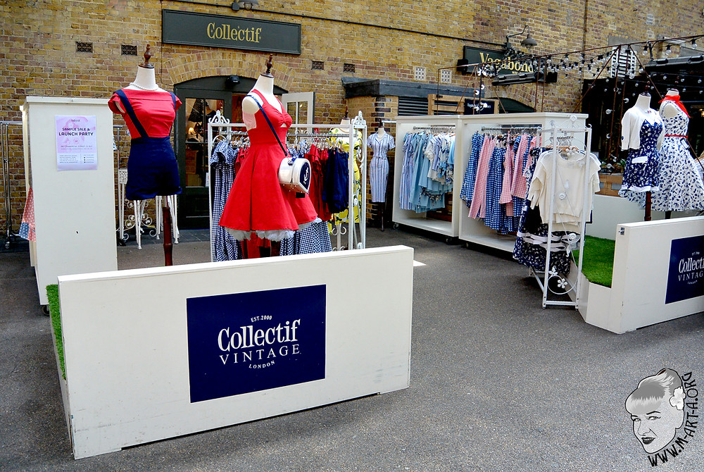 Collectif store at Brushfield Street