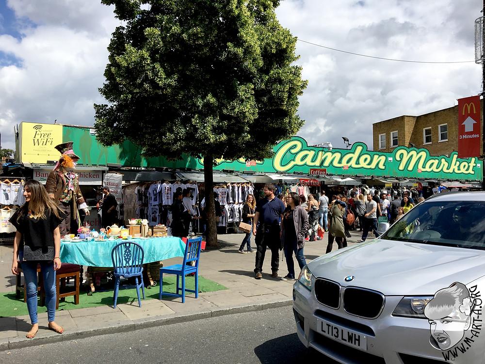 I visited Camden