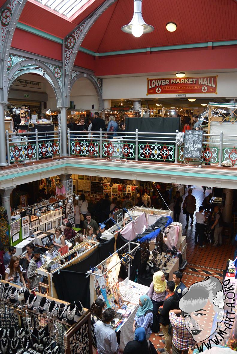 Lower Market Hall at Camden