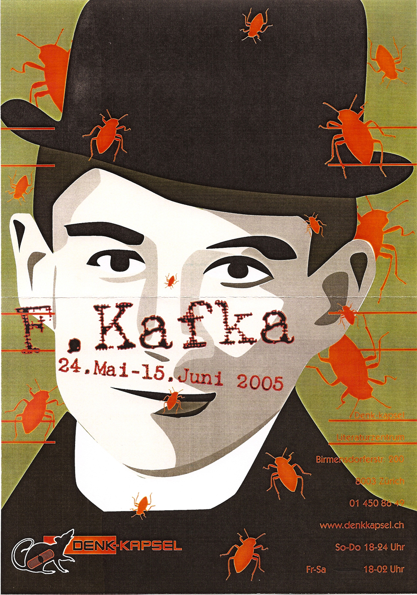 KAFKA FICTION (ILLUSTRATOR)