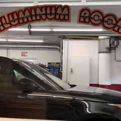 Aluminum Room