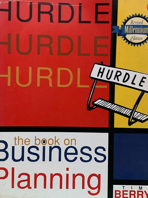 Hurdle -The Book on Business Planning