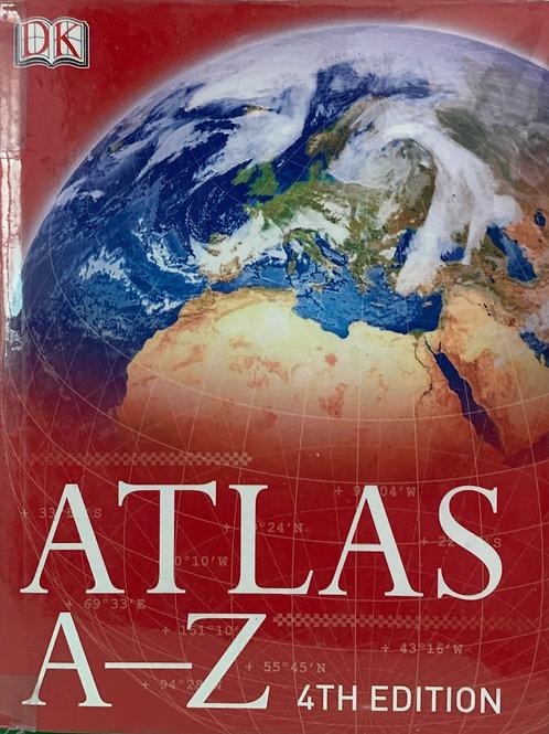 DK Atlas A-Z 4th Edition