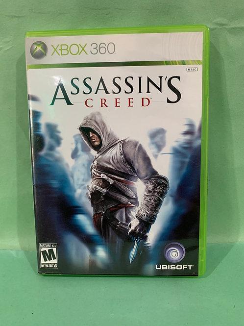 Xbox360 Assassin's Creed