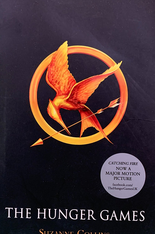 The Hunger Games Book Collection (4 Books)