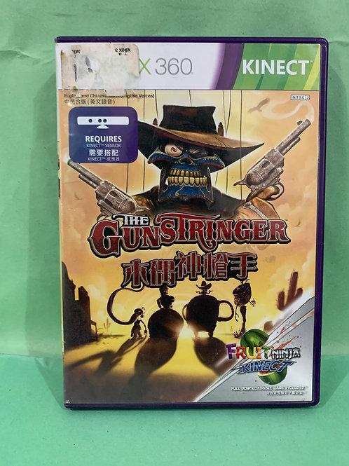 Xbox360 The Gunstringer with Free Game: Fruit Ninja