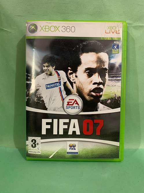 Xbox360 EA Sports FIFA 07(PAL)