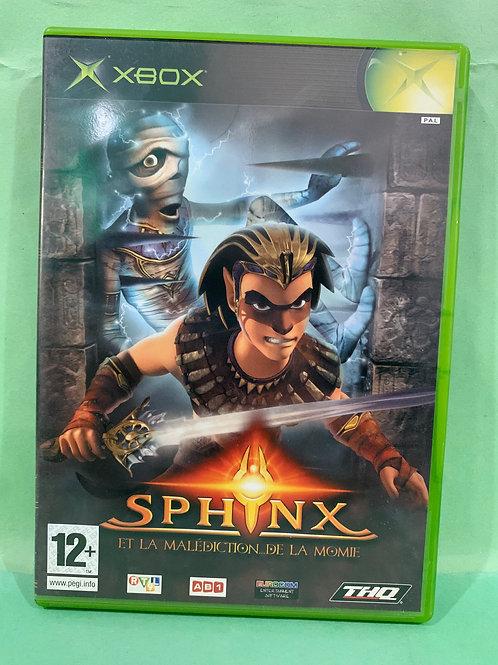 Xbox Sphinx (PAL)