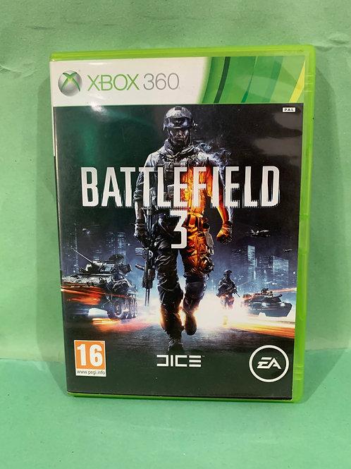 Xbox360 Battlefield 3 (PAL)