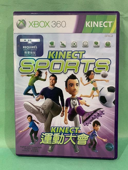 Xbox360 Kinect Sports