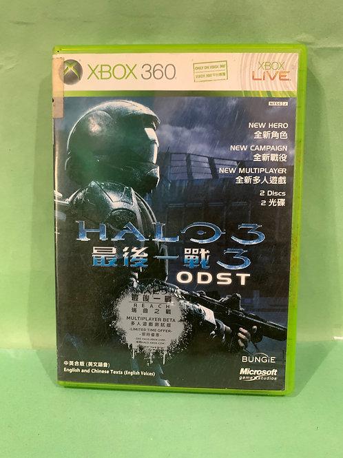 Xbox360 Halo 3 ODST