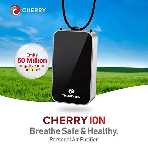 Cherry Ion Personal Air Purifier