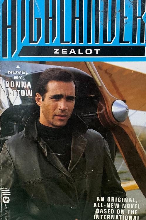 Highlander Zealot - A Novel By Donna Lettow