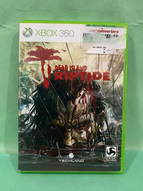 Xbox360 Dead Island Riptide