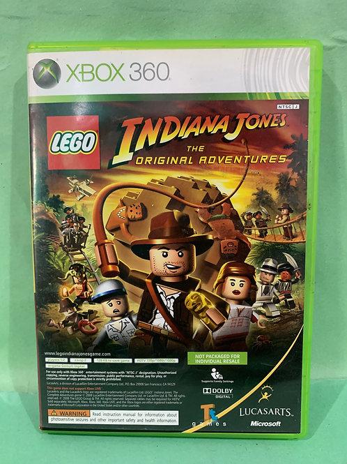 Xbox360 LEGO Indiana Jones The Original Adventures