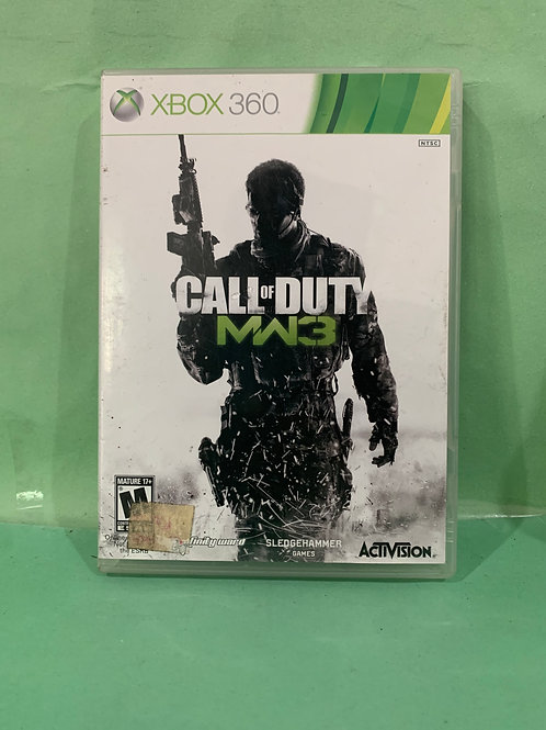 Xbox360 Call of Duty Modern Warfare 3