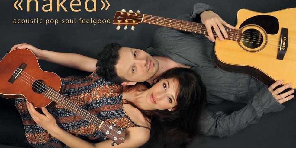<<naked>> - Acoustic Pop Soul Feelgood