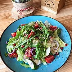 Салат с авокадо и фасолью,260 гр