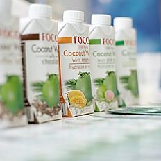 Кокосовая вода, 0,33 л