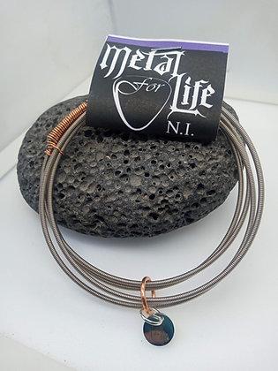 26cm Large Bracelet bass multi-strand  (slide on)
