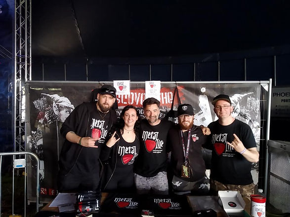 Bloodstock 2019 team and Keith.jpg