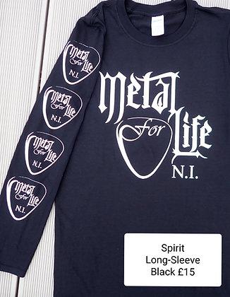 SPIRIT Long-sleeve Shirt