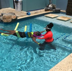 The Effect of Water in Physical Therapy