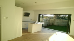 New kitchen in Raynes Park.