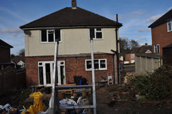 Existing property in S.Croydon.
