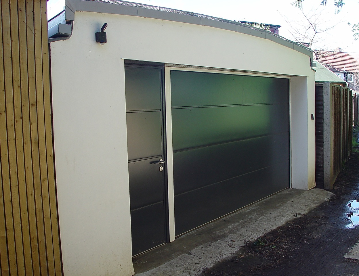 New Garage in Teddington.