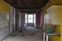 Property renovation in New Malden.