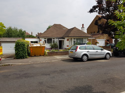 Existing property in Beckenham.