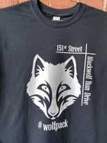 Wolfpack on 151st St.