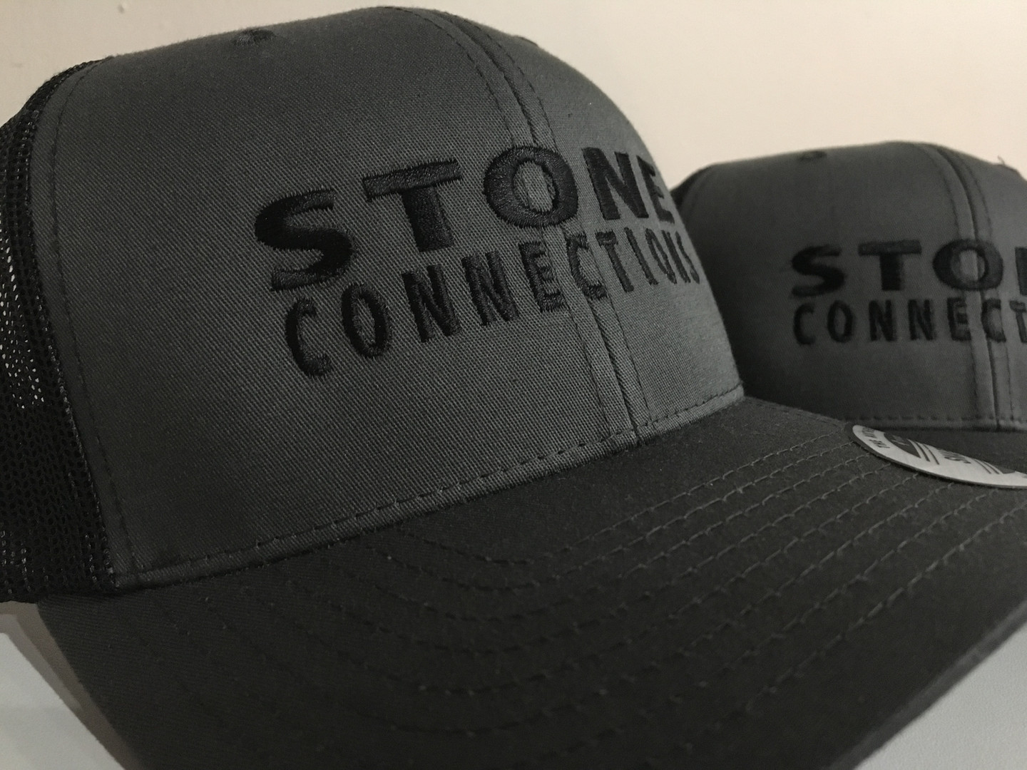 Stone Connections Hats